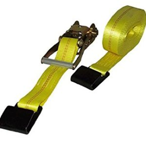 2 inch ratchet strap with flat hook sold by Kaplan Tarps & Cargo Controls