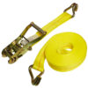 2inch ratchet strap wire hook sold by Kaplan Tarps & Cargo Controls