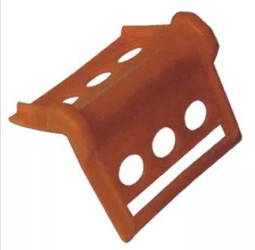 High Density Polymer (up to 4″ strap)