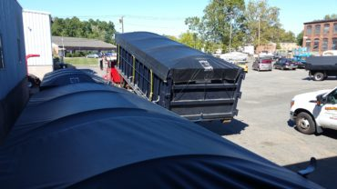 Roll Off Container Tarps / Roll Off Dumpster Tarps  *** Made in America ***