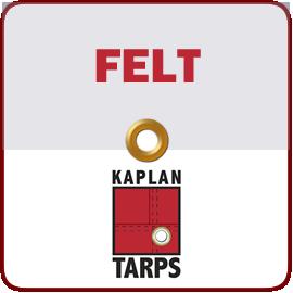 Kaplan Tarps & Cargo Controls Felt icon