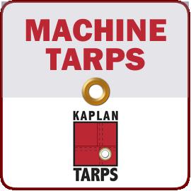 Kaplan Tarps & Cargo Controls machine tarps icon