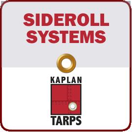 Kaplan Tarps & Cargo Controls sideroll systems icon