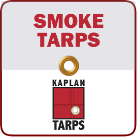 Kaplan Tarps & Cargo Controls smoke tarps icon