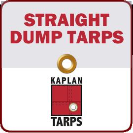 Straight Dump Tarps
