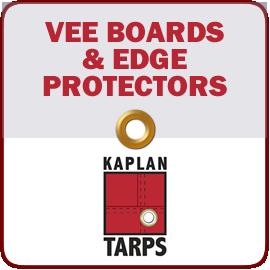 Kaplan Tarps & Cargo Controls vee boards and trailer edge protectors icon