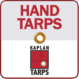 Hand Tarps and Throw Tarps