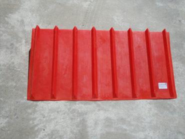 24″ BrickGuard   9″ x 48″ (w) x 24″(drop)Vee Board