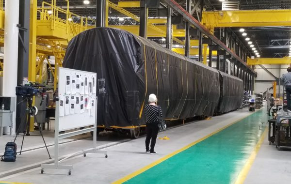 Large Scale Machinery Covers