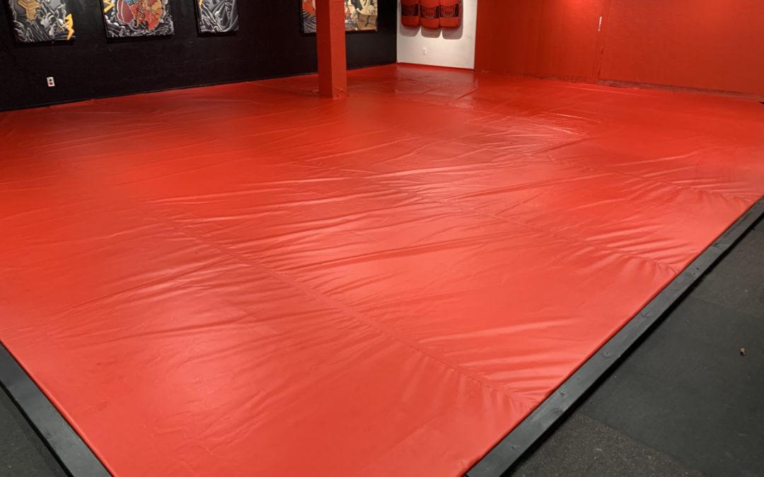 MMA Mat Covers